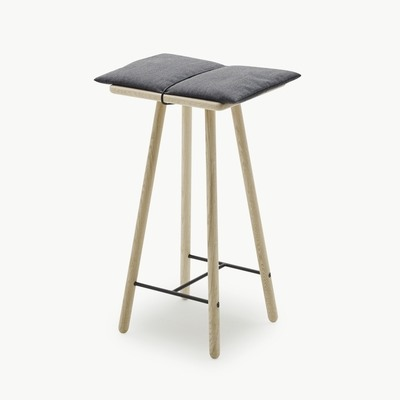 Georg Bar Stool, Madal