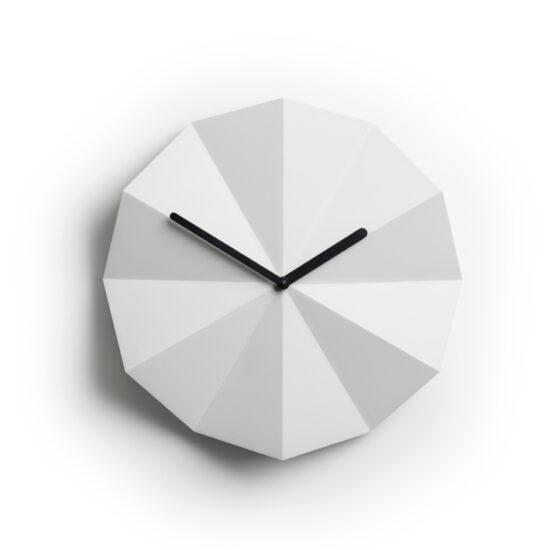 Delta Clock valge – Lawa Design