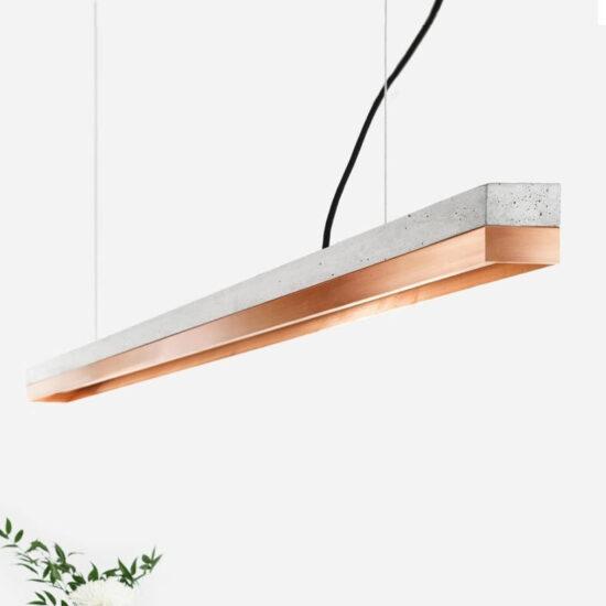 C3 Copper – Light betoonist laevalgusti