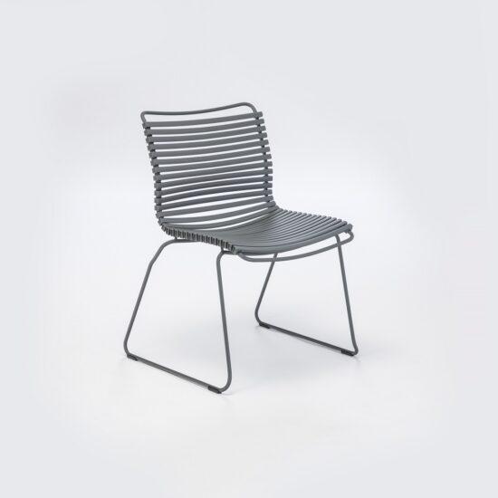 CLICK Dining Chair, ilma käedugedeta