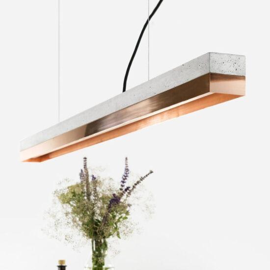 C1 Copper – Light betoonist laevalgusti
