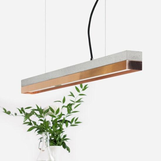 C2 Copper – Light betoonist laevalgusti