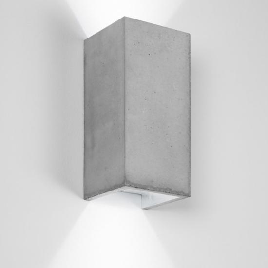 B8 Light betoonist seinavalgusti